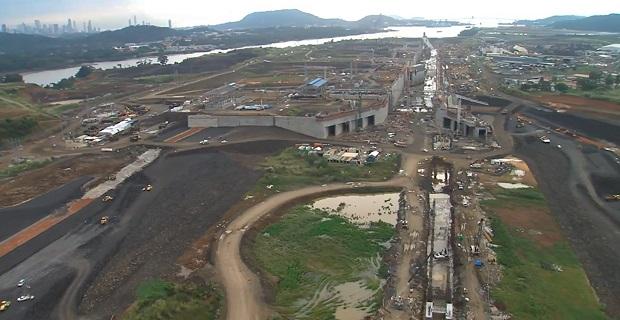 Εντυπωσιακό βίντεο με την πρόοδο των εργασιών στο τεράστιο έργο στο κανάλι του Παναμά! - e-Nautilia.gr | Το Ελληνικό Portal για την Ναυτιλία. Τελευταία νέα, άρθρα, Οπτικοακουστικό Υλικό