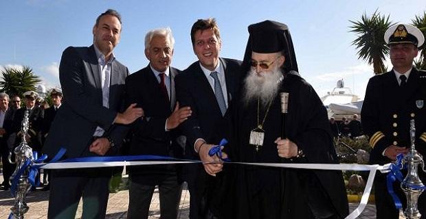 Εγκαινιάστηκε το νέο Λιμεναρχείο Σαρωνικού - e-Nautilia.gr | Το Ελληνικό Portal για την Ναυτιλία. Τελευταία νέα, άρθρα, Οπτικοακουστικό Υλικό