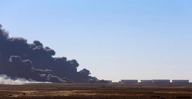 Και δεύτερος βομβαρδισμός δεξαμενόπλοιου στη Λιβύη! - e-Nautilia.gr | Το Ελληνικό Portal για την Ναυτιλία. Τελευταία νέα, άρθρα, Οπτικοακουστικό Υλικό