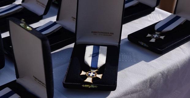 Μετάλλια στους διασώστες του «Norman Atlantic» - e-Nautilia.gr | Το Ελληνικό Portal για την Ναυτιλία. Τελευταία νέα, άρθρα, Οπτικοακουστικό Υλικό