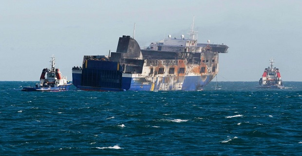 Η συγκλονιστική περιγραφή επιβάτη του «Norman Atlantic» - e-Nautilia.gr | Το Ελληνικό Portal για την Ναυτιλία. Τελευταία νέα, άρθρα, Οπτικοακουστικό Υλικό