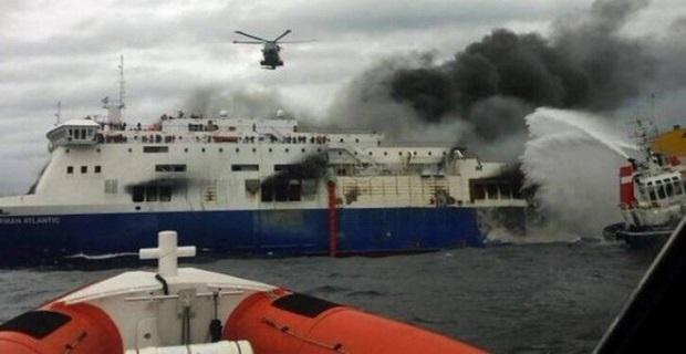 Μερικές σκέψεις για την τραγωδία του «Norman Atlantic» - e-Nautilia.gr   Το Ελληνικό Portal για την Ναυτιλία. Τελευταία νέα, άρθρα, Οπτικοακουστικό Υλικό