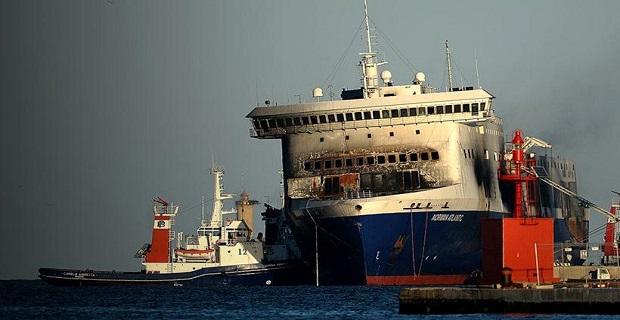 Θα ψεκάσουν το εσωτερικό του «Νorman Atlantic» για να ρίξουν τις θερμοκρασίες - e-Nautilia.gr | Το Ελληνικό Portal για την Ναυτιλία. Τελευταία νέα, άρθρα, Οπτικοακουστικό Υλικό