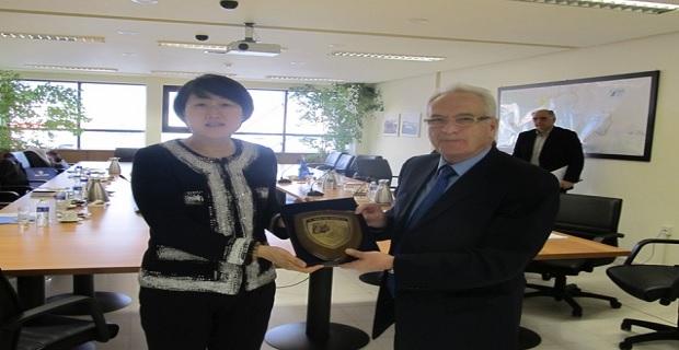 Πρόταση για Μνημόνιο Συνεργασίας μεταξύ ΟΛΠ και λιμένος Tianjin της Κίνας - e-Nautilia.gr | Το Ελληνικό Portal για την Ναυτιλία. Τελευταία νέα, άρθρα, Οπτικοακουστικό Υλικό