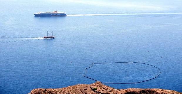 Στον «αέρα» βρίσκεται η ανέλκυση του «Sea Diamond» - e-Nautilia.gr | Το Ελληνικό Portal για την Ναυτιλία. Τελευταία νέα, άρθρα, Οπτικοακουστικό Υλικό