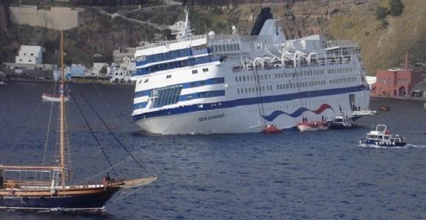 Σε νέα δίκη οι υπεύθυνοι για το ναυάγιο του «Sea Diamond» - e-Nautilia.gr | Το Ελληνικό Portal για την Ναυτιλία. Τελευταία νέα, άρθρα, Οπτικοακουστικό Υλικό