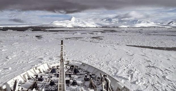 H παγωμένη θάλασσα στην Οδησσό… - e-Nautilia.gr | Το Ελληνικό Portal για την Ναυτιλία. Τελευταία νέα, άρθρα, Οπτικοακουστικό Υλικό