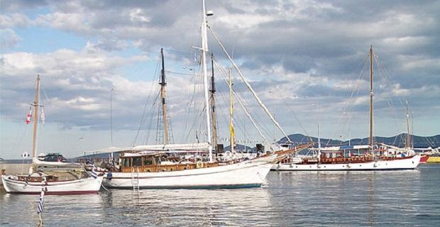 Στο Λιμάνι Πειραιά το Ετήσιο Ναυτικό Σαλόνι Παραδοσιακών Σκαφών - e-Nautilia.gr | Το Ελληνικό Portal για την Ναυτιλία. Τελευταία νέα, άρθρα, Οπτικοακουστικό Υλικό