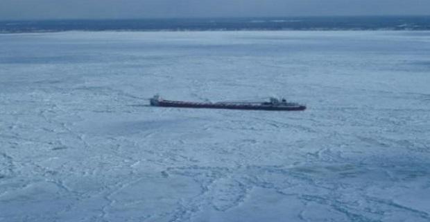 Δυο πλοία θύματα της παγοθύελλας στις ΗΠΑ - e-Nautilia.gr | Το Ελληνικό Portal για την Ναυτιλία. Τελευταία νέα, άρθρα, Οπτικοακουστικό Υλικό