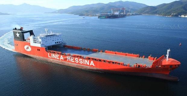 Το μεγαλύτερο πλοίο Ro-Ro πρώτη φορά στα Εμιράτα - e-Nautilia.gr | Το Ελληνικό Portal για την Ναυτιλία. Τελευταία νέα, άρθρα, Οπτικοακουστικό Υλικό