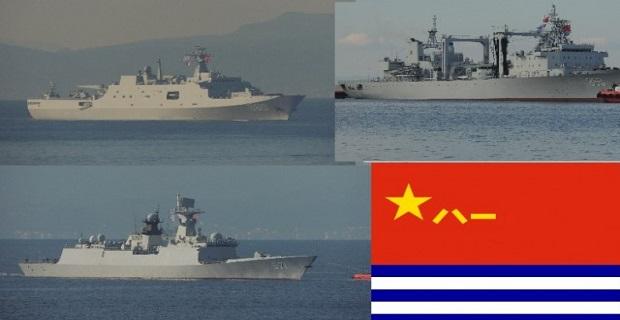 Έφτασε στον Πειραιά ο 18ος Κινεζικός στόλος[video] - e-Nautilia.gr   Το Ελληνικό Portal για την Ναυτιλία. Τελευταία νέα, άρθρα, Οπτικοακουστικό Υλικό