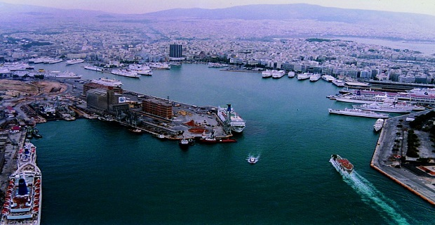 Σύγκρουση πλοίων στο λιμάνι του Πειραιά - e-Nautilia.gr | Το Ελληνικό Portal για την Ναυτιλία. Τελευταία νέα, άρθρα, Οπτικοακουστικό Υλικό