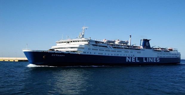 Σοβαρή βλάβη στο «Μυτιλήνη» - e-Nautilia.gr | Το Ελληνικό Portal για την Ναυτιλία. Τελευταία νέα, άρθρα, Οπτικοακουστικό Υλικό