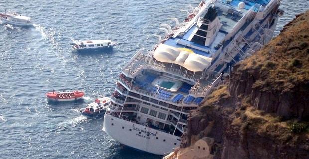 «Έχουμε χρέος να προχωρήσουμε στην ανέλκυση του ναυαγίου του Sea Diamond» - e-Nautilia.gr | Το Ελληνικό Portal για την Ναυτιλία. Τελευταία νέα, άρθρα, Οπτικοακουστικό Υλικό