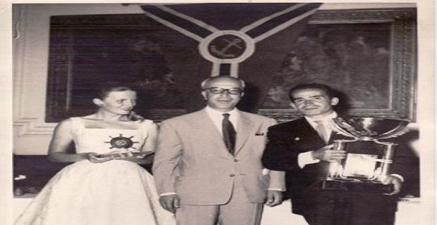 Ο Σάββας Γεωργίου και η Σου βραβεύονται για το κατόρθωμά τους