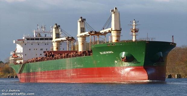 Θάνατος ατόμου στο φορτηγό πλοίο «BLUEWING» στο λιμένα Θίσβης - e-Nautilia.gr   Το Ελληνικό Portal για την Ναυτιλία. Τελευταία νέα, άρθρα, Οπτικοακουστικό Υλικό