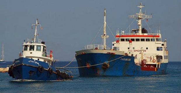Προσάραξη δεξαμενόπλοιου βορειοδυτικά της Ρόδου - e-Nautilia.gr | Το Ελληνικό Portal για την Ναυτιλία. Τελευταία νέα, άρθρα, Οπτικοακουστικό Υλικό