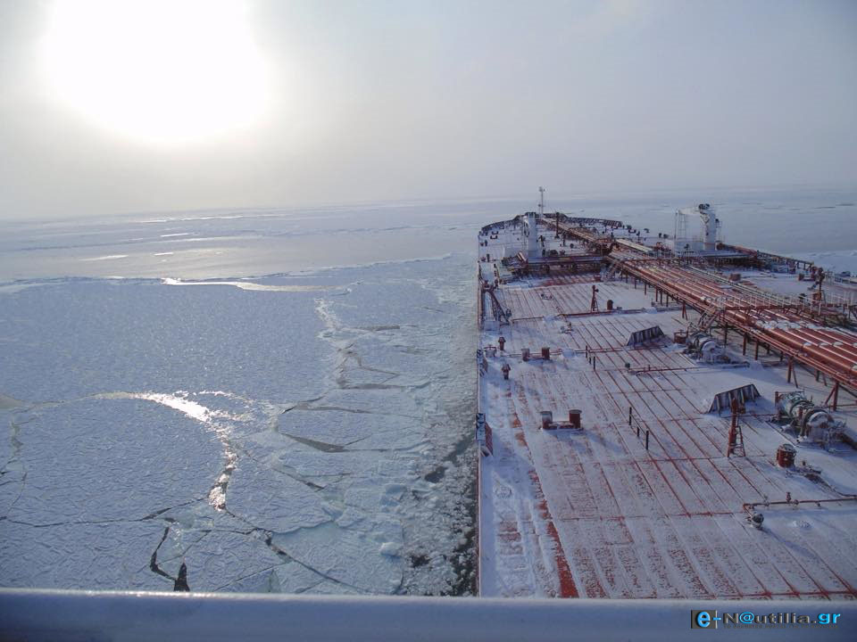 Ice navigation… - e-Nautilia.gr | Το Ελληνικό Portal για την Ναυτιλία. Τελευταία νέα, άρθρα, Οπτικοακουστικό Υλικό