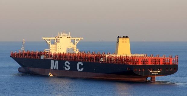 MSC Oscar: Ο προσωρινός «βασιλιάς» των γιγαντιαίων containership (Video) - e-Nautilia.gr   Το Ελληνικό Portal για την Ναυτιλία. Τελευταία νέα, άρθρα, Οπτικοακουστικό Υλικό