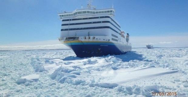 Φέρρυ με 190 επιβάτες παγιδεύτηκε στον πάγο ανοιχτά του Cape Breton[vid] - e-Nautilia.gr | Το Ελληνικό Portal για την Ναυτιλία. Τελευταία νέα, άρθρα, Οπτικοακουστικό Υλικό