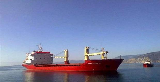 Φορτηγο πλοίο προσάραξε στο Μεσολόγγι - e-Nautilia.gr | Το Ελληνικό Portal για την Ναυτιλία. Τελευταία νέα, άρθρα, Οπτικοακουστικό Υλικό