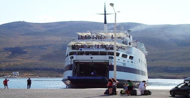Προσάραξη του «Βιτσέντζος Κορνάρος» στο λιμενοβραχίονα της Κάσου[vid+pics] - e-Nautilia.gr   Το Ελληνικό Portal για την Ναυτιλία. Τελευταία νέα, άρθρα, Οπτικοακουστικό Υλικό
