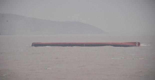 Πέντε αγνοούμενοι από ανατροπή φορτηγού πλοίου - e-Nautilia.gr | Το Ελληνικό Portal για την Ναυτιλία. Τελευταία νέα, άρθρα, Οπτικοακουστικό Υλικό