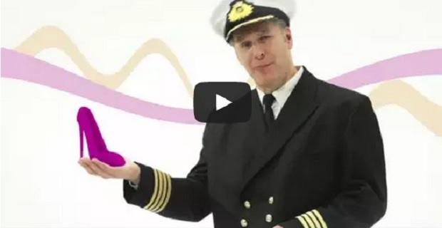Η πιο περίεργη επίδειξη ασφάλειας σε πλοίο![video] - e-Nautilia.gr | Το Ελληνικό Portal για την Ναυτιλία. Τελευταία νέα, άρθρα, Οπτικοακουστικό Υλικό