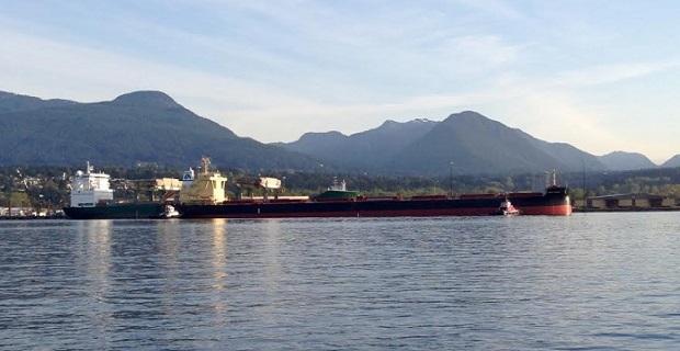 Ελληνικό πλοίο υπό επιτήρηση μετά από διαρροή καυσίμου στον Καναδά - e-Nautilia.gr | Το Ελληνικό Portal για την Ναυτιλία. Τελευταία νέα, άρθρα, Οπτικοακουστικό Υλικό