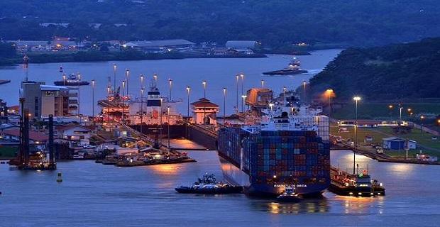 Πως κυλάει η μέρα στην Διώρυγα του Παναμά [video] - e-Nautilia.gr | Το Ελληνικό Portal για την Ναυτιλία. Τελευταία νέα, άρθρα, Οπτικοακουστικό Υλικό