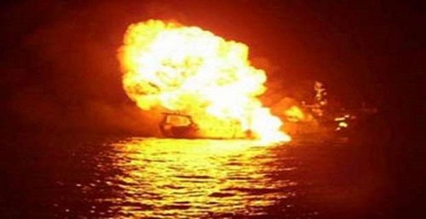 Τέσσερις νεκροί από έκρηξη σε τάνκερ - e-Nautilia.gr | Το Ελληνικό Portal για την Ναυτιλία. Τελευταία νέα, άρθρα, Οπτικοακουστικό Υλικό