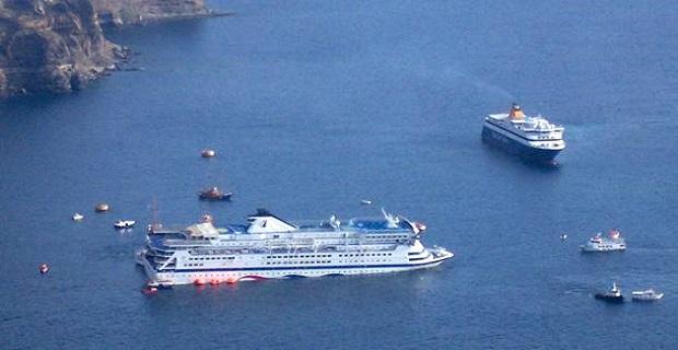 Οκτώ χρόνια από το ναυάγιο του Sea Diamond - e-Nautilia.gr | Το Ελληνικό Portal για την Ναυτιλία. Τελευταία νέα, άρθρα, Οπτικοακουστικό Υλικό