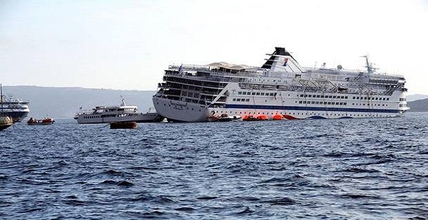 Δήλωση της πλοιοκτήτριας εταιρείας του SEA DIAMOND - e-Nautilia.gr | Το Ελληνικό Portal για την Ναυτιλία. Τελευταία νέα, άρθρα, Οπτικοακουστικό Υλικό