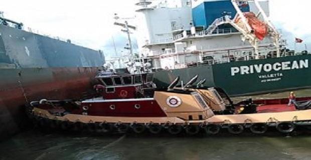 Πετρελαιοκηλίδα από σύγκρουση πλοίων στον Μισισίπι[pics] - e-Nautilia.gr | Το Ελληνικό Portal για την Ναυτιλία. Τελευταία νέα, άρθρα, Οπτικοακουστικό Υλικό