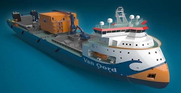 Η Sinopacific ξεκίνησε την κατασκευή πρωτοποριακού πλοίου για τη Van Oord - e-Nautilia.gr | Το Ελληνικό Portal για την Ναυτιλία. Τελευταία νέα, άρθρα, Οπτικοακουστικό Υλικό