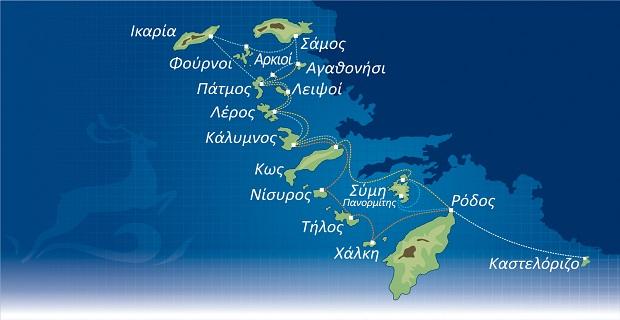 Νέα ταξίδια από τη Dodekanisos Seaways - e-Nautilia.gr | Το Ελληνικό Portal για την Ναυτιλία. Τελευταία νέα, άρθρα, Οπτικοακουστικό Υλικό