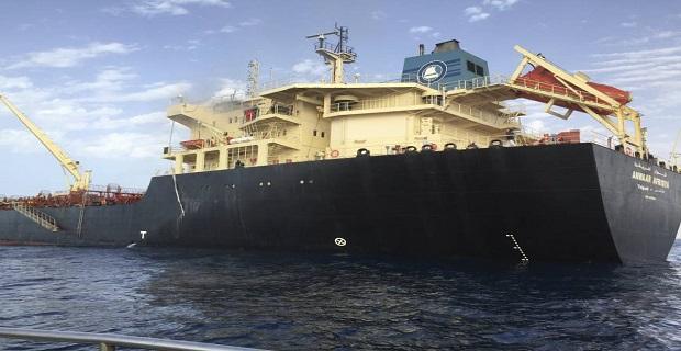 Νέος βομβαρδισμός δεχαμενόπλοιου στη Λιβύη - e-Nautilia.gr | Το Ελληνικό Portal για την Ναυτιλία. Τελευταία νέα, άρθρα, Οπτικοακουστικό Υλικό