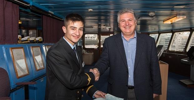 Celestyal Cruises:Προσέφερε υποτροφία ενός έτους σε σπουδαστή της ΑΕΝ Σύρου - e-Nautilia.gr | Το Ελληνικό Portal για την Ναυτιλία. Τελευταία νέα, άρθρα, Οπτικοακουστικό Υλικό
