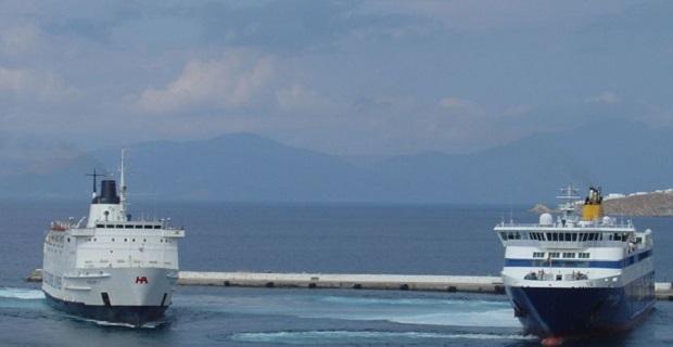 «Η Ακτοπλοΐα ως μοχλός ανάπτυξης των Κυκλάδων» - e-Nautilia.gr   Το Ελληνικό Portal για την Ναυτιλία. Τελευταία νέα, άρθρα, Οπτικοακουστικό Υλικό