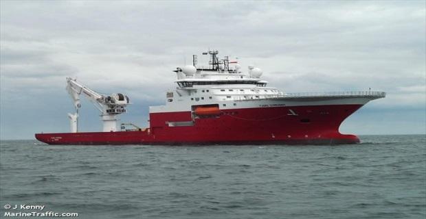 Πυρκαγιά σε πλοίο ερευνών - e-Nautilia.gr | Το Ελληνικό Portal για την Ναυτιλία. Τελευταία νέα, άρθρα, Οπτικοακουστικό Υλικό