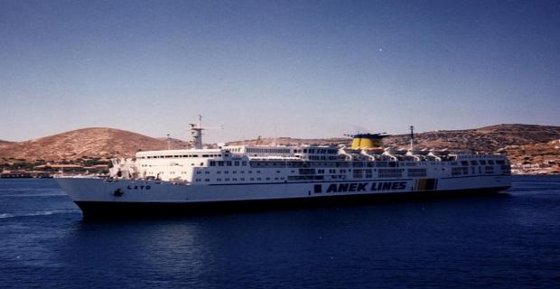 Σε διαλυτήριο της Aliaga πηγαίνει το «ΛΑΤΩ» - e-Nautilia.gr | Το Ελληνικό Portal για την Ναυτιλία. Τελευταία νέα, άρθρα, Οπτικοακουστικό Υλικό