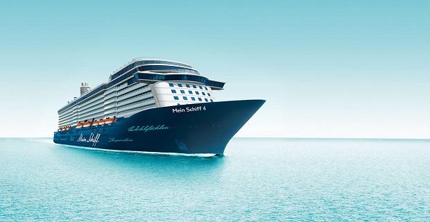 Παραδόθηκε το «Mein Schiff 4» στη TUI Cruises - e-Nautilia.gr | Το Ελληνικό Portal για την Ναυτιλία. Τελευταία νέα, άρθρα, Οπτικοακουστικό Υλικό