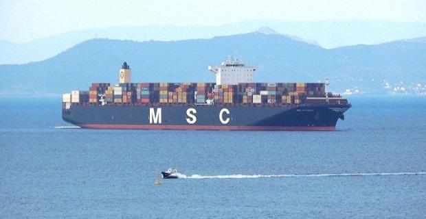 MSC Istanbul: Ένα από τα μεγαλύτερα κοντεηνεράδικα του κόσμου έδεσε σήμερα στον Πειραιά (Video) - e-Nautilia.gr   Το Ελληνικό Portal για την Ναυτιλία. Τελευταία νέα, άρθρα, Οπτικοακουστικό Υλικό