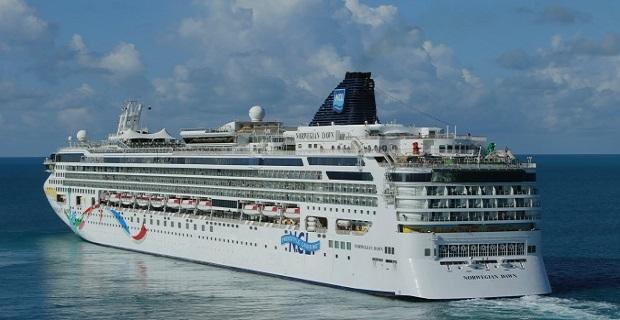 Το κρουαζιερόπλοιο Norwegian Dawn προσάραξε σε ύφαλο[vid+pics] - e-Nautilia.gr | Το Ελληνικό Portal για την Ναυτιλία. Τελευταία νέα, άρθρα, Οπτικοακουστικό Υλικό