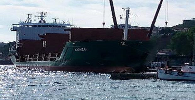 Πλοίο στο Αίγιο φορτώνει ληγμένες μπαταρίες και άλλα χημικά απόβλητα - e-Nautilia.gr | Το Ελληνικό Portal για την Ναυτιλία. Τελευταία νέα, άρθρα, Οπτικοακουστικό Υλικό