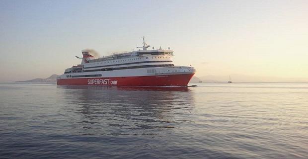 Η πρώτη προσέγγιση πλοίου της σειράς των Superfast στο λιμάνι της Κω[pics] - e-Nautilia.gr | Το Ελληνικό Portal για την Ναυτιλία. Τελευταία νέα, άρθρα, Οπτικοακουστικό Υλικό