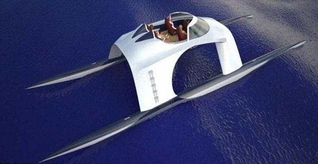 Δείτε το φουτουριστικό superyacht για χοντρά πορτοφόλια (Video + Photos) - e-Nautilia.gr | Το Ελληνικό Portal για την Ναυτιλία. Τελευταία νέα, άρθρα, Οπτικοακουστικό Υλικό