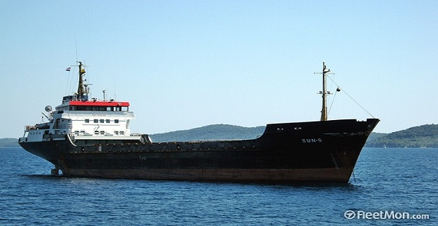 Aκυβέρνητο φορτηγό πλοίο στο Στενό Καφηρέα - e-Nautilia.gr | Το Ελληνικό Portal για την Ναυτιλία. Τελευταία νέα, άρθρα, Οπτικοακουστικό Υλικό