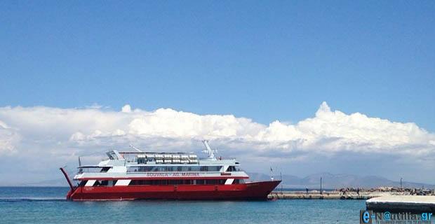 Προσάραξε το επιβατηγό «Αλέξανδρος» στην Αίγινα - e-Nautilia.gr | Το Ελληνικό Portal για την Ναυτιλία. Τελευταία νέα, άρθρα, Οπτικοακουστικό Υλικό