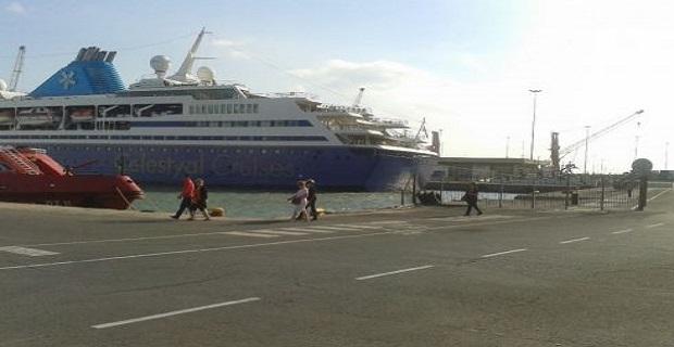 Στο λιμάνι του Ηρακλείου για πρώτη φορά το Celestyal Odyssey - e-Nautilia.gr | Το Ελληνικό Portal για την Ναυτιλία. Τελευταία νέα, άρθρα, Οπτικοακουστικό Υλικό